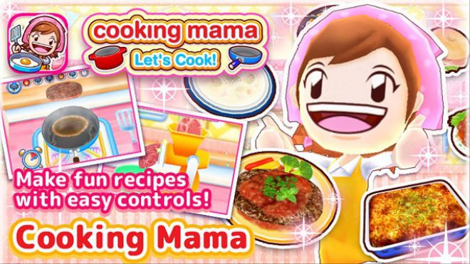 COOKING MAMA ANDROID 2015