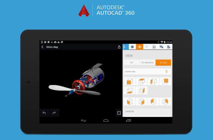 download autocad android
