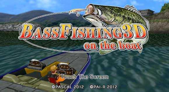 Giochi di pesca download gratis bass fishing 3d free for Programmi 3d free