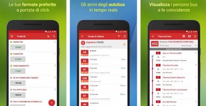 Atac Orari Autobus Citt Italiane In Tempo Reale Ritardi