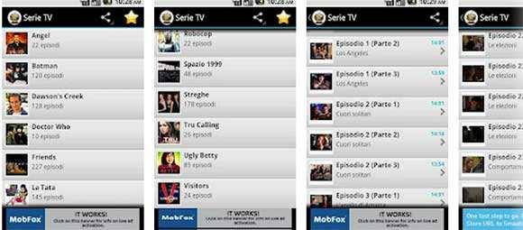 applicazione android per scaricare serie tv