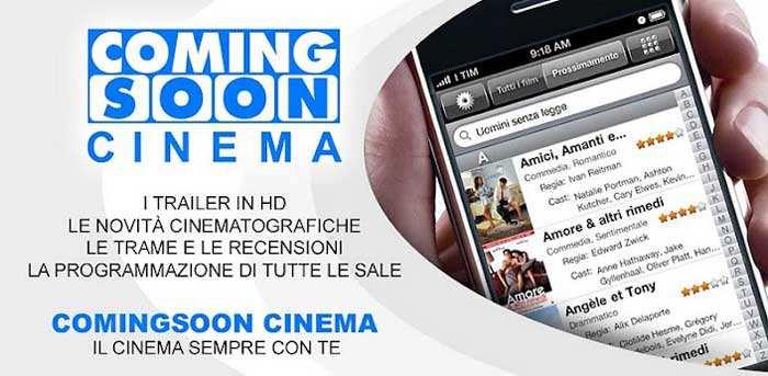 Comingsoon cinema cosa vedere stasera al cinema trailer for Smartphone ultime uscite