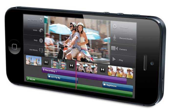 Le migliori applicazioni per l'editing di foto e video su iPhone 5