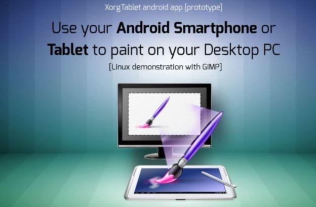 Utilizzare tablet android come tavoletta grafica per pc - Tavola grafica per pc ...