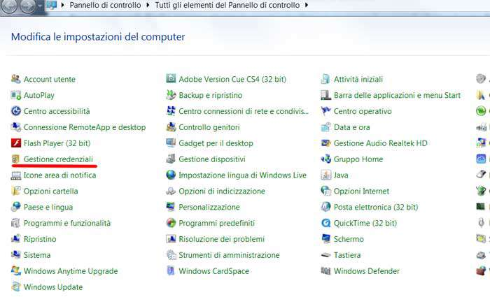 gestionepasswordpcwindows