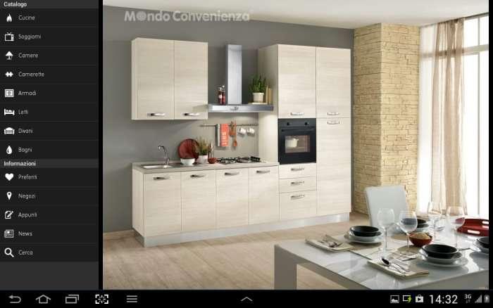 Mondo Convenienza: catalogo cucine, camere, soggiorni, bagni, divani ...
