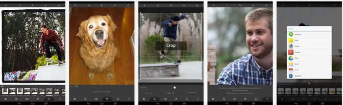 Adobe Photoshop Express download play store