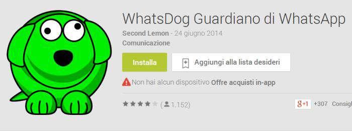 WhatsApp Web/WhatsApp per PC