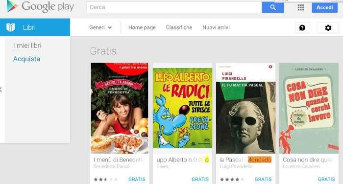 Come scaricare ebook libri gratis migliori siti online for Comprare libri online scontati