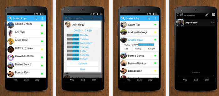 spiare chat facebook smartphone