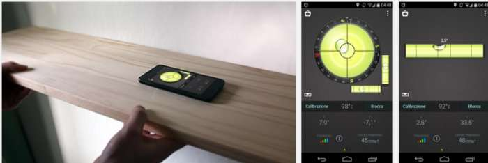 Bussola per android scarica
