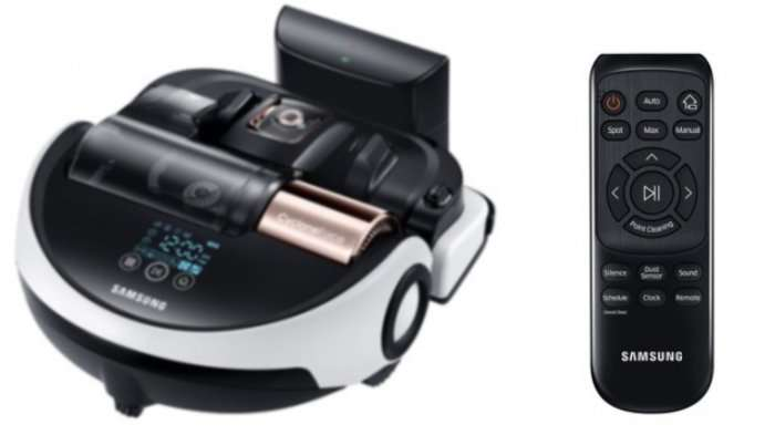 samsung vr9000h robot aspirapolvere lavapavimenti prezzo