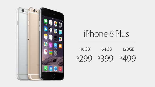 iphone 6 pris 128gb