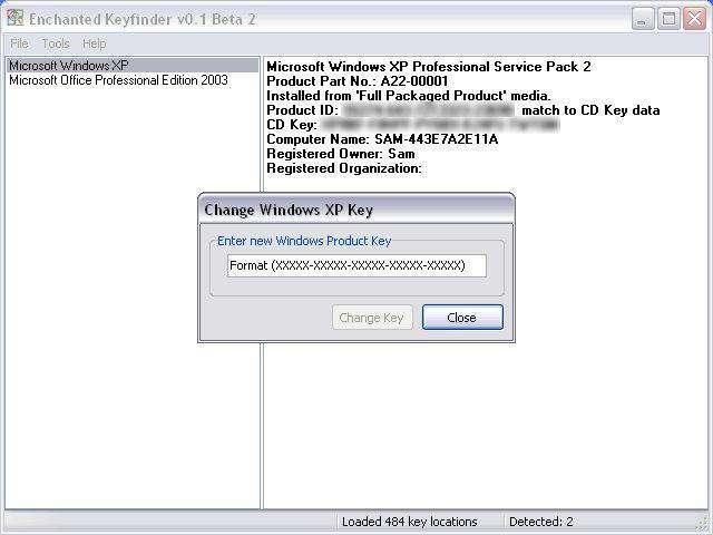 Product key windows xp vista 7 8 10 come dove trovare codice attivazione - Telecharger open office windows 7 32 bits ...