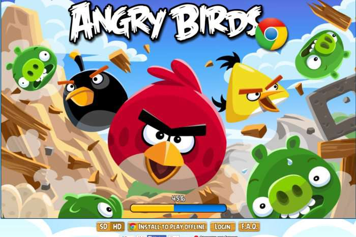 Angry birds 2 download android iphone ipad gioco uccelli maialini - Angry birds gioco da tavolo istruzioni ...