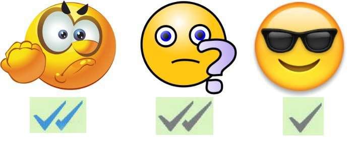 significato spunte whatsapp