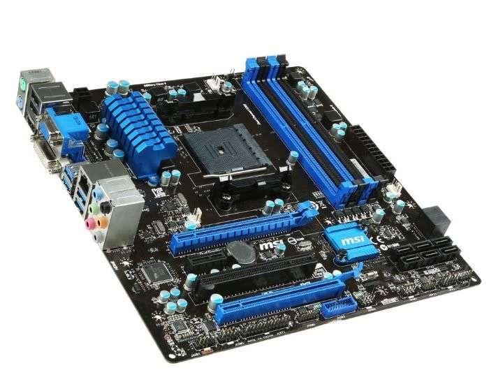 MSI A88XM-E45