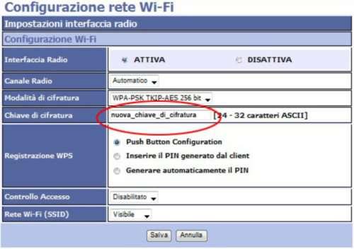 Come cambiare password WiFi al modem/router - GUIDA completa