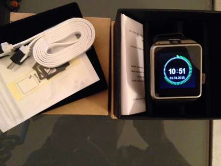 Smartwatch Compatibile Con Samsung E Iphone