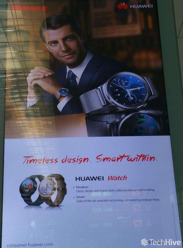 Huawei Watch orologio smart
