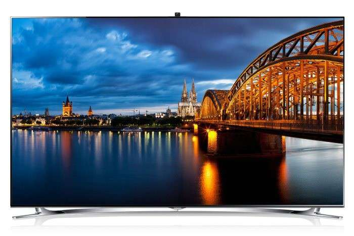 Samsung UE40F8000 TV LED
