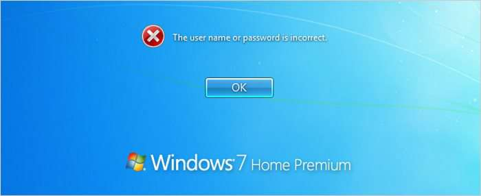 password windows dimenticata