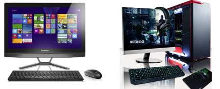 computer pc desktop offerte