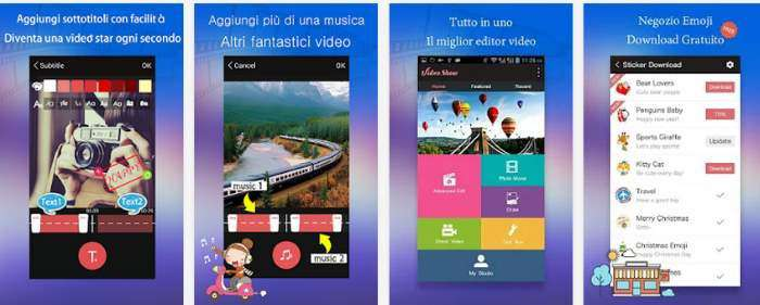 modificare video android