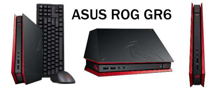 pc console asus gaming