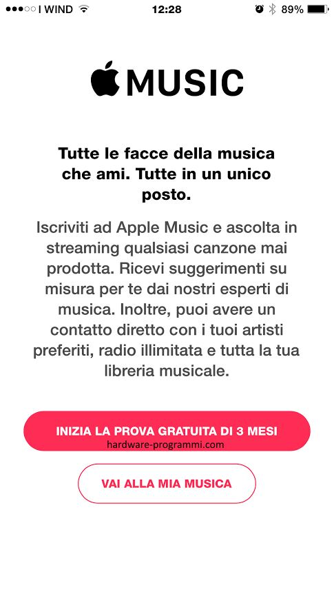 apple music gratis