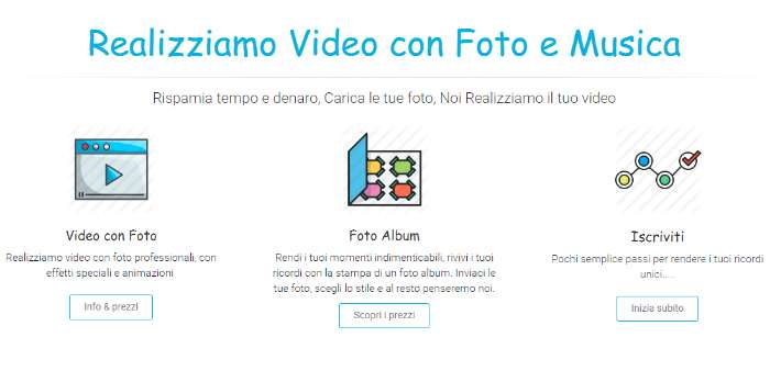 come realizzare video con foto musica