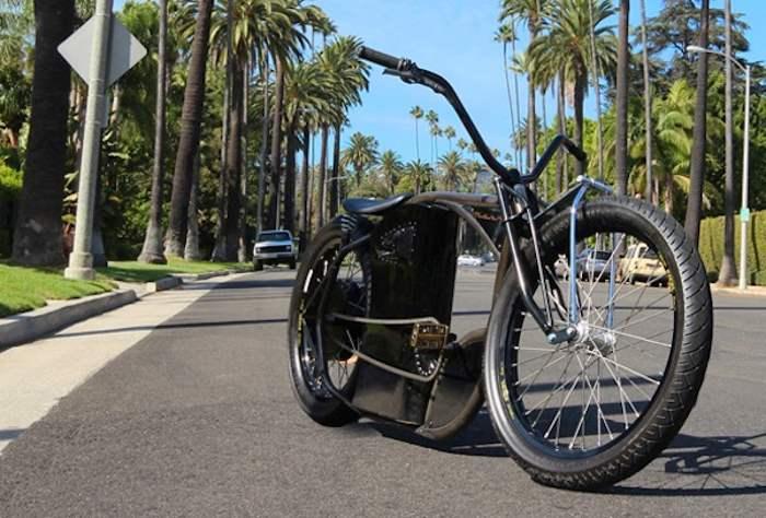 Fat Bike Bici Mountain Bike Ruote Grosse Freni Disco Prezzi Italia