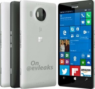 nokia lumia 950 windows