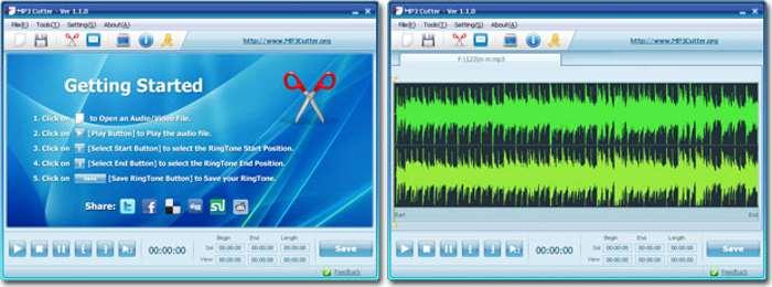 Come unire tagliare file audio MP3 programmi utili PC MAC