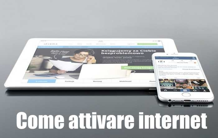 Come attivare internet 3G su iPhone e iPad