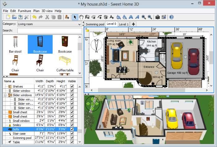 Come progettare casa migliori programmi creare progetti for Software progettazione interni gratis