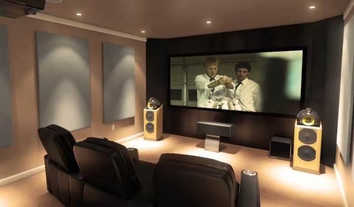 Simple man cave ideas diy man cave ideas interior designs - Impianto Home Theatre Cinema Quale Sistema Comprare Quale