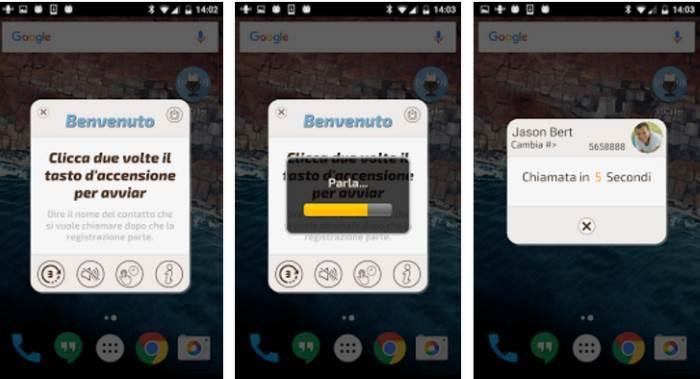 Comandi vocali Android: come chiamare un contatto della rubrica con la voce [VoCaller]