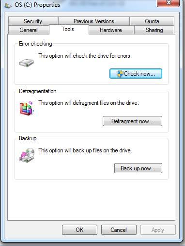 velocizzare hard disk