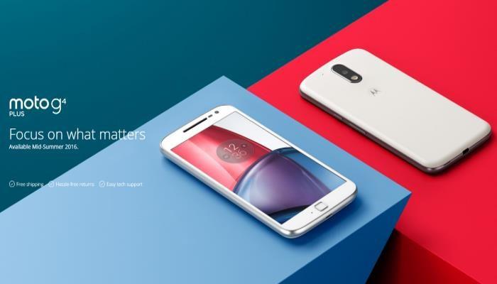 Moto G4, Moto G4 Plus e Moto G4 Play: caratteristiche tecniche, prezzi e differenze nuovi smartphone