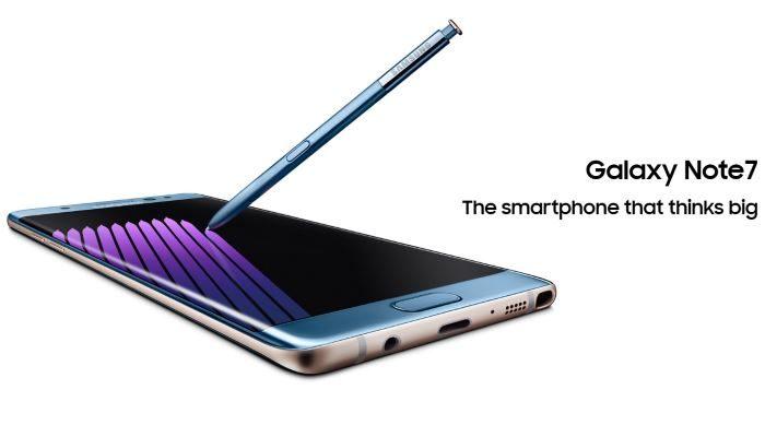 Samsung Galaxy Note 7: prezzo, caratteristiche tecniche, disponibilità e cosa cambia dai precedenti modelli
