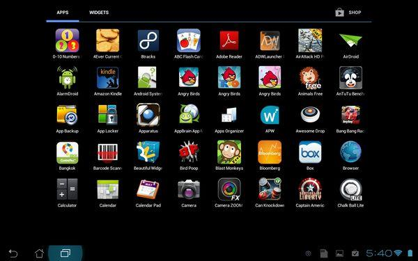 app-drawer-android-come-attivare
