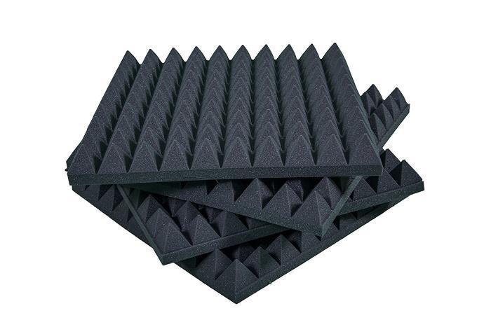 pannelli fonoassorbenti isolanti per pareti piramidali