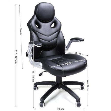 Sedia PC Gaming ergonomica di design elegante Quale comprare a buon prezzo?