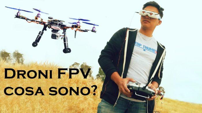 Drone fpv cosa significa modelli quale comprare droni con for Cosa significa matteo