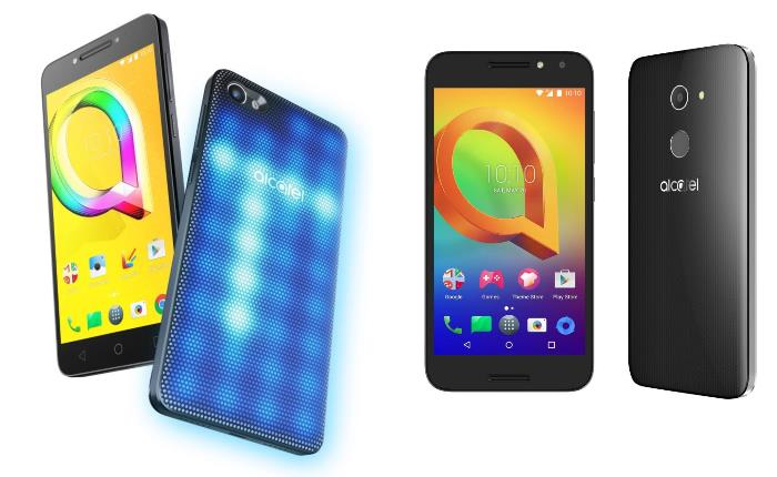 Alcatel a5 led a3 u5 nuovi smartphone da 100 150 250 for Smartphone 100 euro 2017