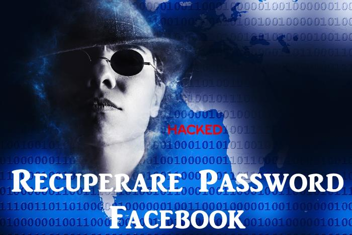 recupero facebook password come fare