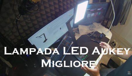 lampada aukey led migliore