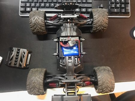 Truck Toy RC Racing Truggy 9116 (7)