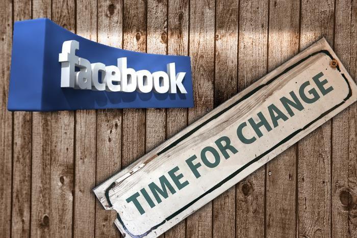 come trasformare profilo pagina facebook